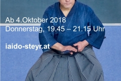Anfängertraining RSR Herbst 2018